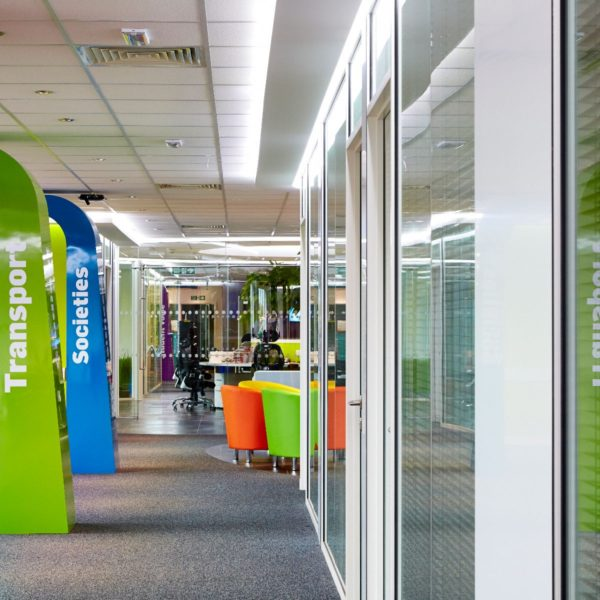 Glass   Glazing   Office   Meeting rooms   Collaboration