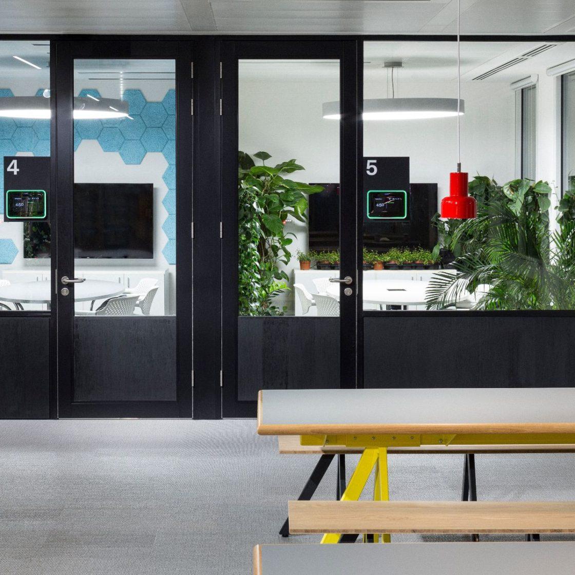 Framed double glazing | framed double doors | acoustics |