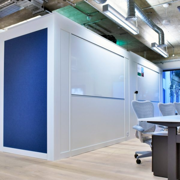 Acoustic Pods | Office | Office Partitioning