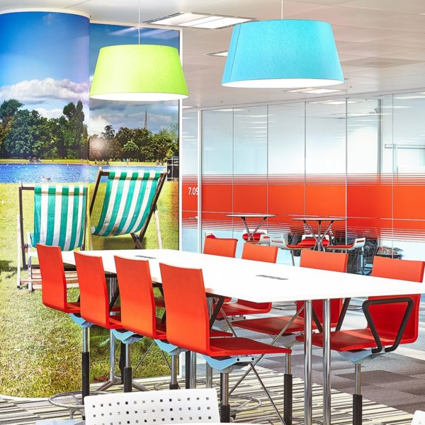 Office fitout | Glass | iWall 110 | Office design |