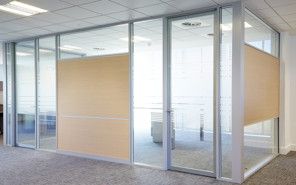 Workwall | Double glazing | dry-wipe surfaces |