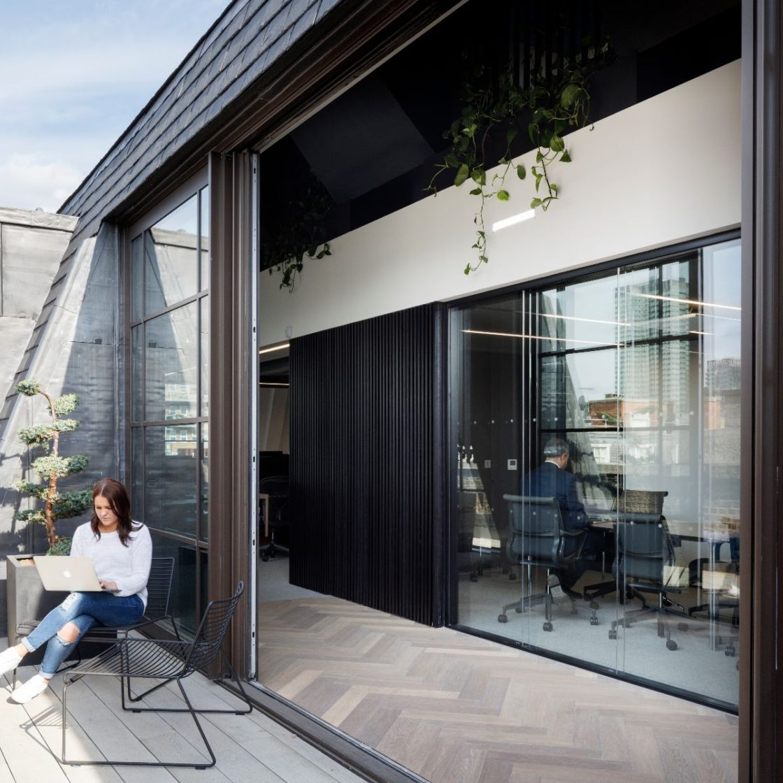Office | London | Meeting Rooms | Single glazing | Double Glazing