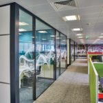 Glass partitions | Glass meeting rooms | Office Partitioning |