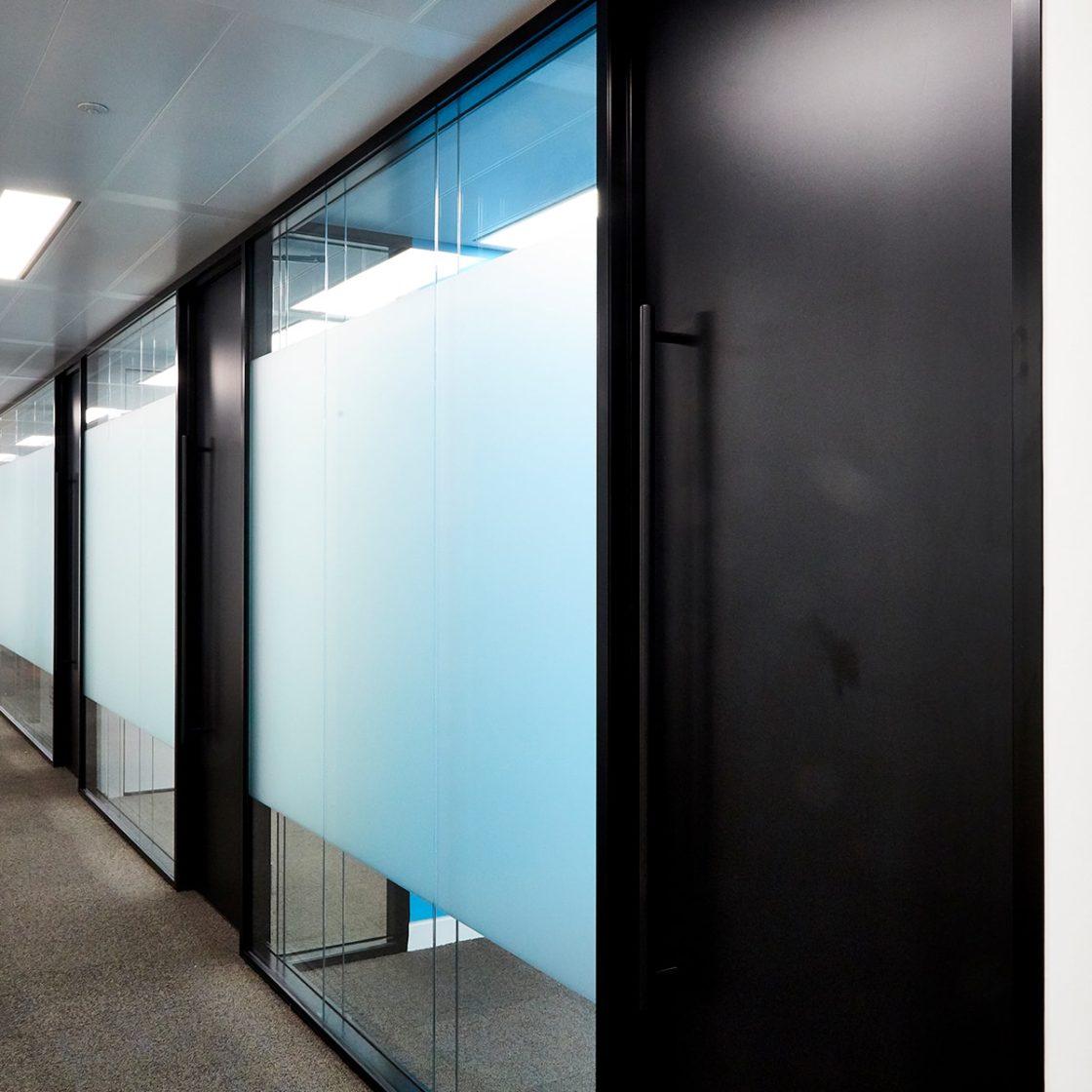 Solid Door | Glass Partitioning | Acoustics | Demountable